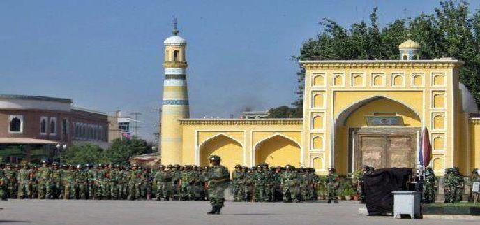Çin'in Cami yasağı resimleri ile ilgili görsel sonucu