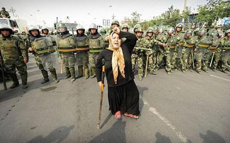 Çin'in Urumçi Katliamı resimleri ile ilgili görsel sonucu